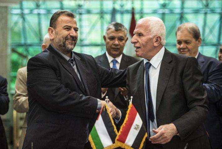 حماس ترحب بوفد المركزية إلى غزة وتصف قدومه بالأمر المهم للغاية