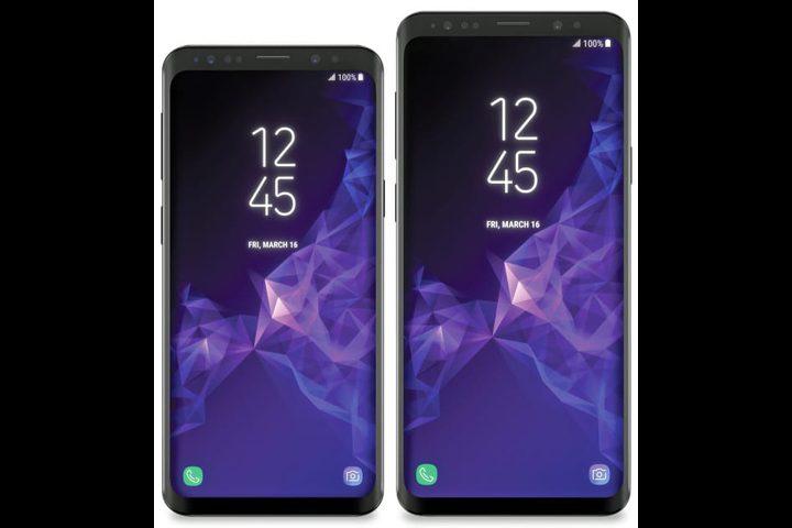 الإعلان عن موعد إطلاق هاتفي سامسونغ S9و+S9