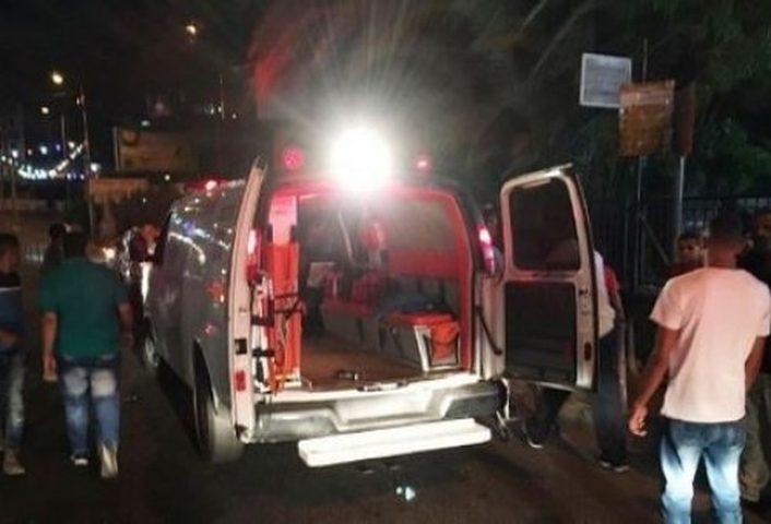 إصابة أربعة مواطنين بينهم بالرصاص الحي في شجار