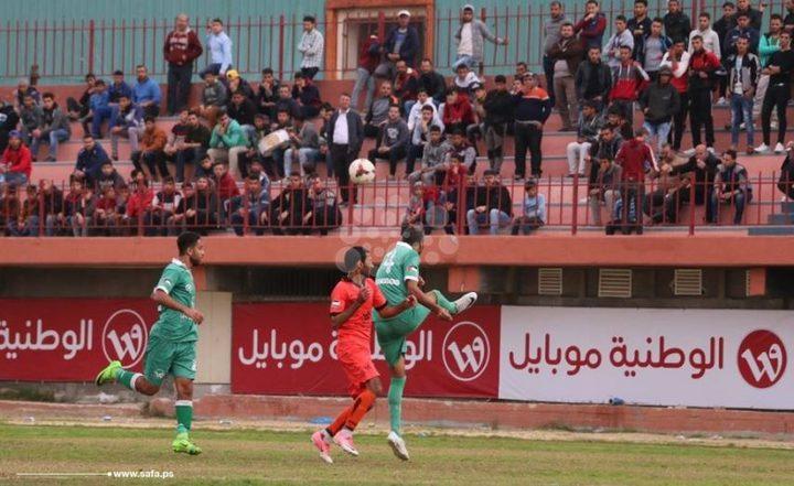 """""""سوبر هاتريك"""" أبو توهة يقود الصداقة لفوز كبير"""