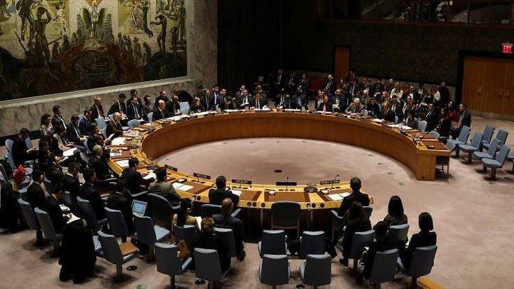 انقسام في مجلس الأمن حول كيميائي سوريا