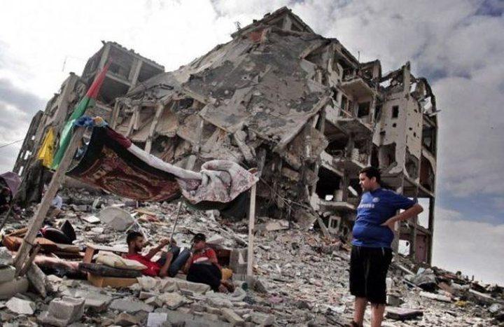الانتهاء من إعادة إعمار 159 مسكنا مدمراً كلياً