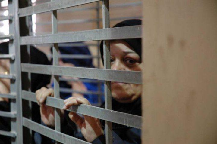 ارتفاع عدد الأسيرات بسجون الاحتلال لـ63