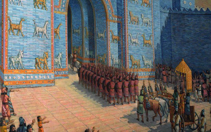 اكتشاف مبنى أثري في محافظة بابل