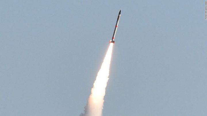 إطلاق أصغر صاروخ ياباني في مهمة لوضع قمر صناعي في مداره