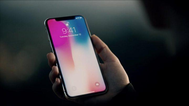 """طرح هاتف شبيه بـ""""آيفون X"""""""