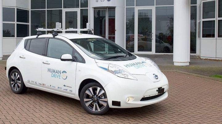 مشروع لجعل السيارات ذاتية القيادة أكثر انسانية