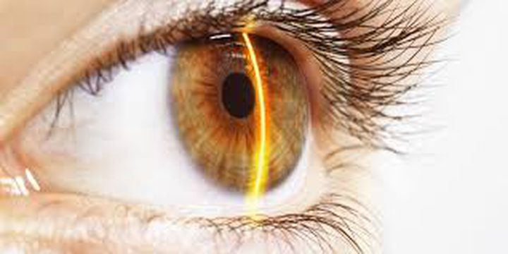 الليزر يؤدي لإصابات خطيرة في العين!