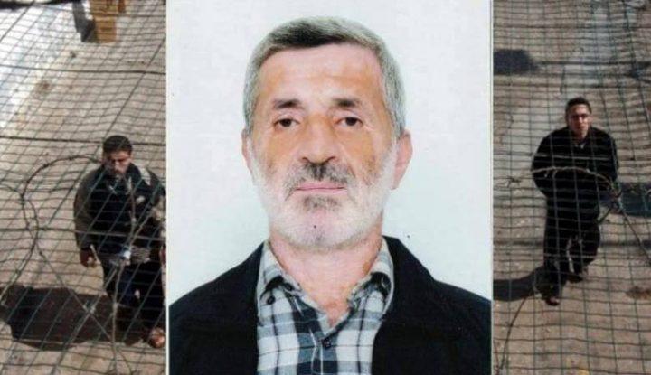 الاحتلال يعيد الاعتقال الإداري للمسن الرجوب والأخير يشرع بالإضراب