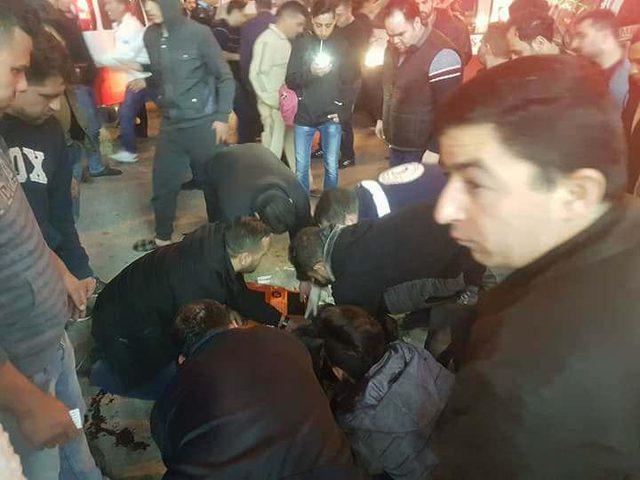 إصابة 3 مواطنين بحادث دهس في الخليل