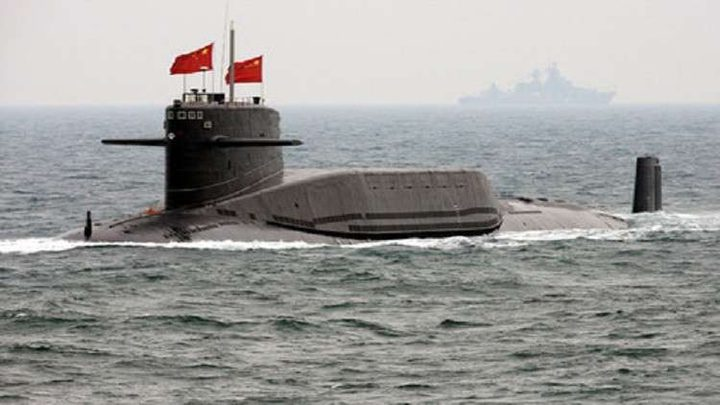 الصين تنوي السيطرة على البحار بالذكاء الاصطناعي