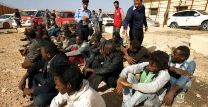 الاتجار بالبشر في ليبيا آخذ بالازدياد وتواطؤ محتمل لقوات الأمن