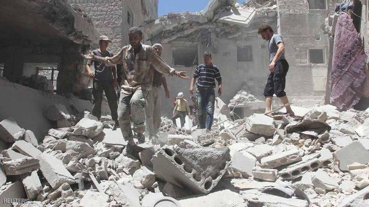 الأمم المتحدة تدعو لوقف القتال شهرا في سوريا