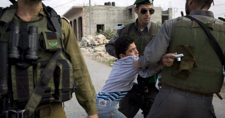 الاحتلال يفرج عن طفل مصاب من سلفيت