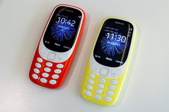 نوكيا تطلق نسخة جديدة من هاتف 3310 يتصل بالإنترنت بسرعة 4G