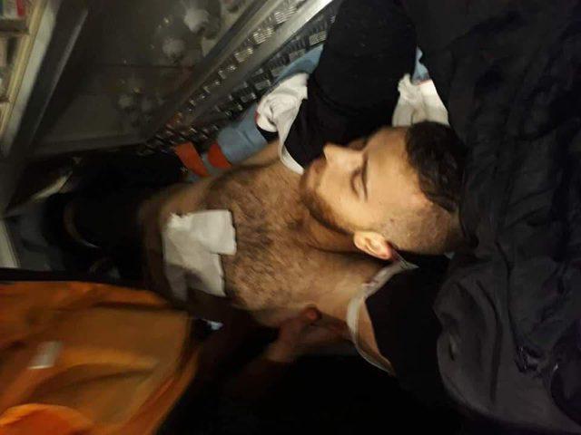 """الهلال الأحمر يوضح لـ""""النجاح"""" طبيعة الإصابات الخطيرة في نابلس"""