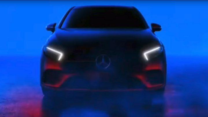 سيارة اقتصادية جديدة من مرسيدس