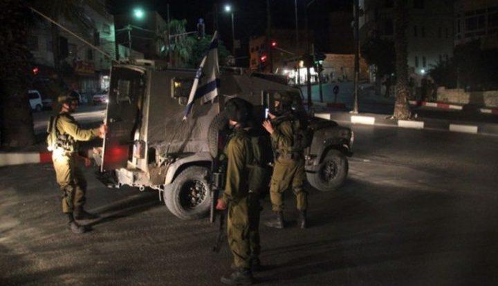 الإحتلال يزعُم أن مقاومون أطلقوا النار تجاه عناصر من قواته على حاجز عناب