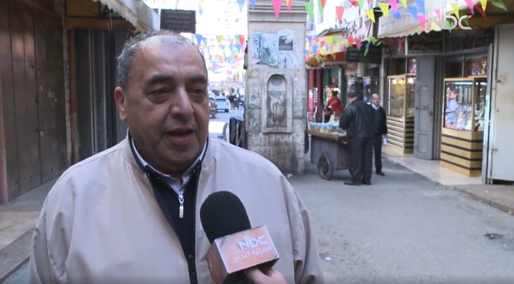 بالفيديو.. رأي الناس حول نظافة المحلات التجارية في نابلس