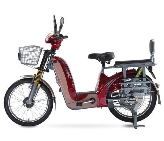 إقبال على استخدام الدراجات الكهربائية في السويد