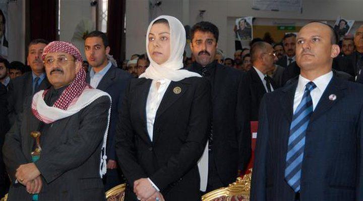 قاض عراقي يعلق على إدراج اسم رغد صدام حسين في قوائم الإرهاب