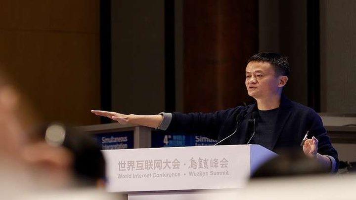الملياردير الصيني جاك ماو...المال لا يجلب السعادة