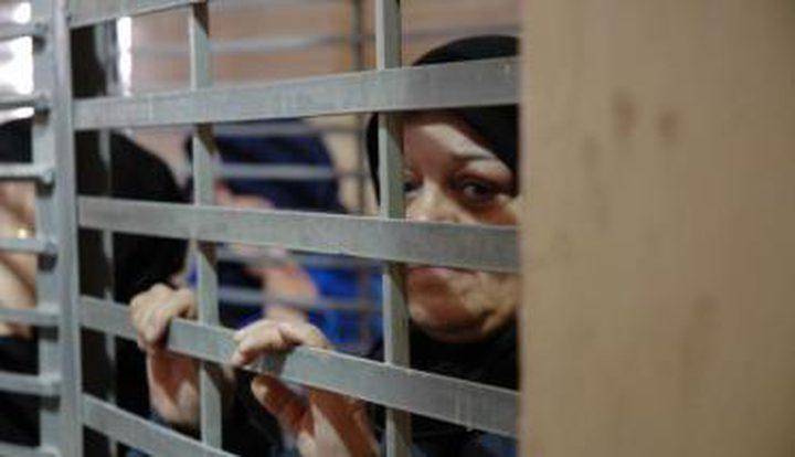 64 أسيرة بينهن قاصرات يواجهن ظروفا قاسية بسجون الاحتلال
