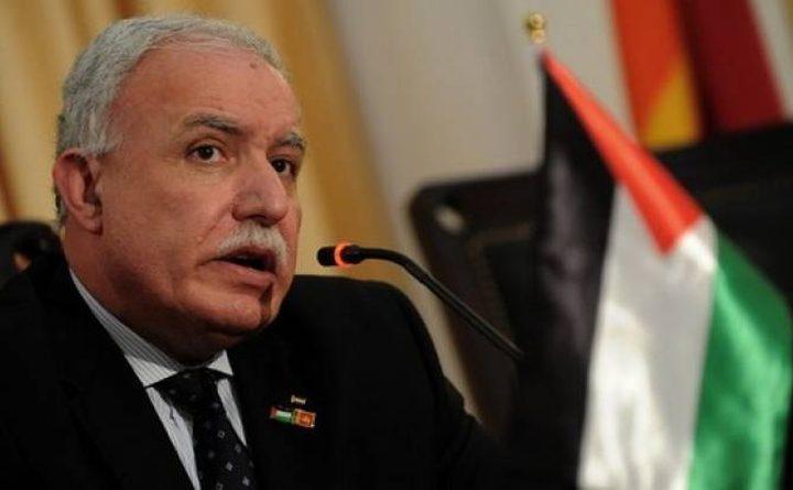 المالكي يستقبل السفير الأردني لمناسبة انتهاء مهامه في فلسطين