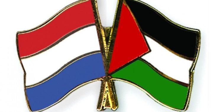 السفيرة سليمان تبحث مع رئيس مجلس الأعمال الهولندي العربي سبل التعاون