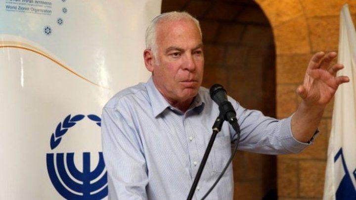 وزير اسرائيلي: حان الوقت لبناء الهيكل وطرد العائلات