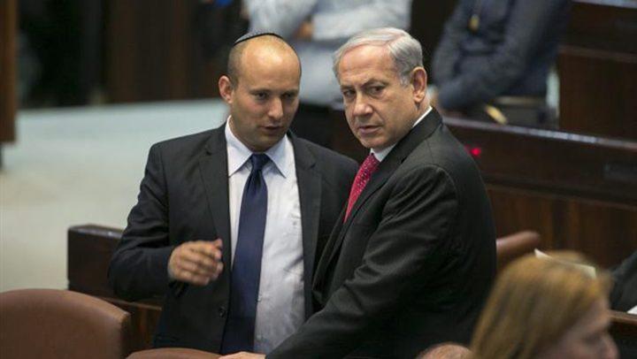 """""""بينيت"""" يطور إستراتيجية إسرائيلية خاصة لمحاربة إيران"""