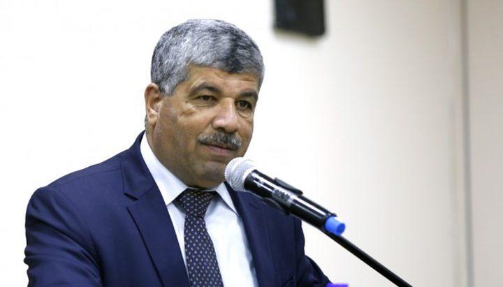 عساف: سنعيد بناء مدرسة أبو نوار التي هدمها الاحتلال