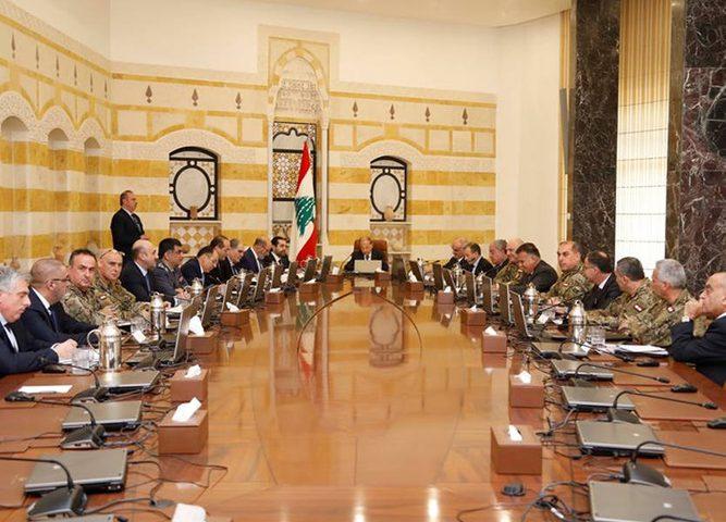 لبنان: سيتم التصدي لأي محاولة لتشييد الجدار الاسرائيلي
