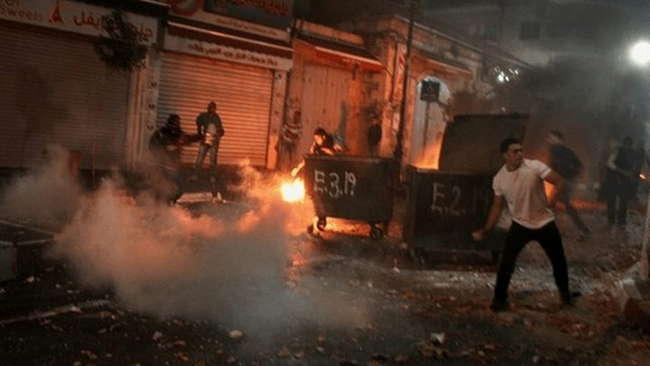 30 إصابة في مواجهات مع الاحتلال على مدخل أريحا