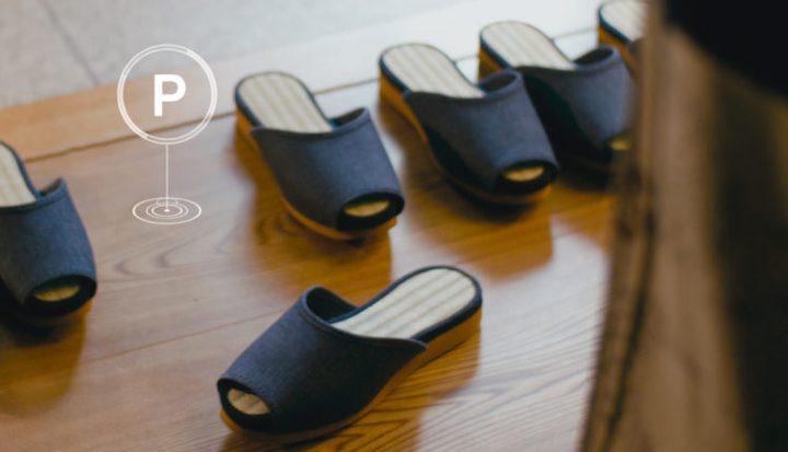 نعال وطاولات ووسائد أرضية تصطف ذاتيًا في فنادق اليابان