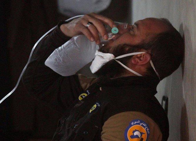بعثة اممية تُحقق في تقارير حول هجمات كيميائية في سوريا