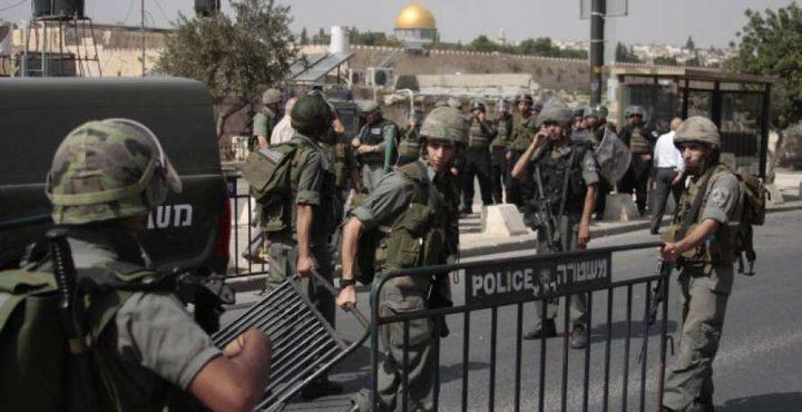 """الاحتلال يعلن الاستنفار غداً الجمعة لمواجهة جمعة الشهيد """"جرار"""""""