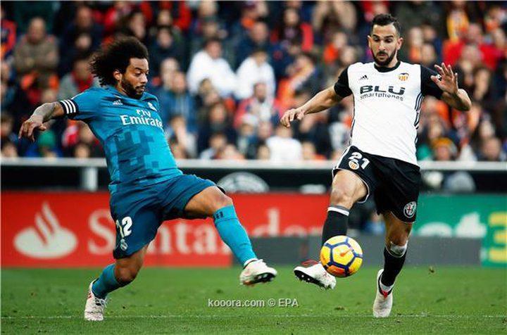 مارسيلو حائر بين ريال مدريد والدوري الإنجليزي
