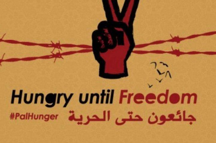 الأسير حنتش يشرع بالاضراب