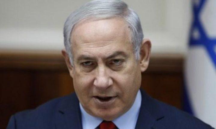 الشرطة الإسرائيلية تتهم نتنياهو بالرشوة والخيانة