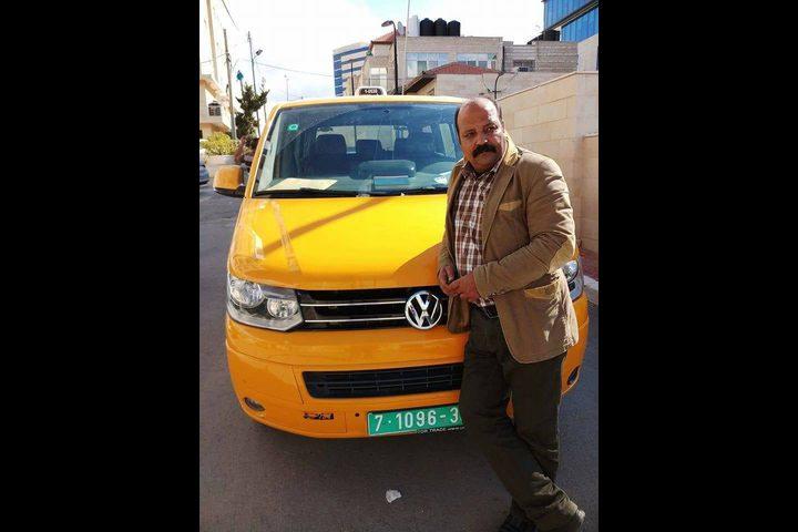 مجهولون يخطفون سائق تكسي من نابلس