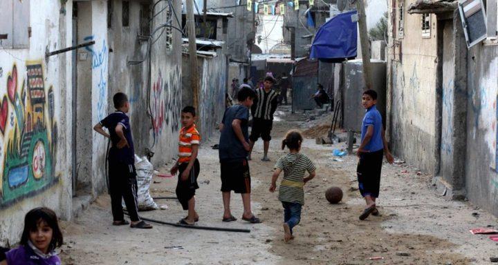 لجنة شعبية: نسبة الفقر في غزة وصلت 80 بالمائة
