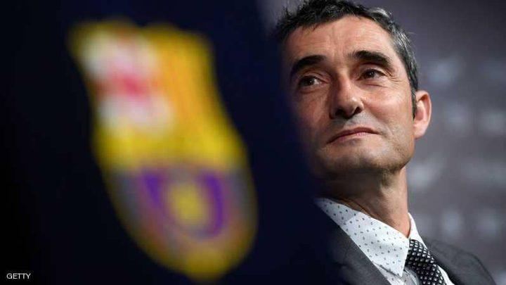 """مدرب برشلونة يتحدث عن حلم """"الثلاثية التاريخية"""""""
