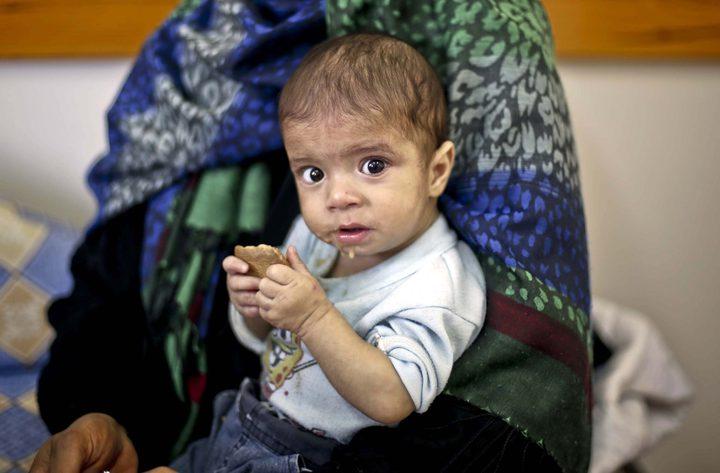 اللجنة الشعبية: 80% من سكان غزة يعيشون تحت خط الفقر