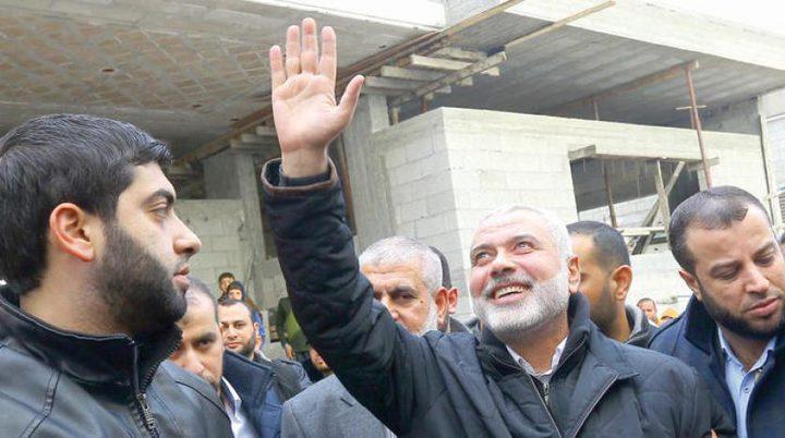 وفد من حركة حماس يغادر قطاع غزة باتجاه مصر