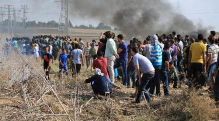 ارتفاع عدد الإصابات في غزة إلى 27 بينهم حالة خطيرة