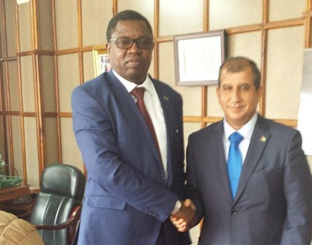 زامبيا تؤكد موقفها الثابت اتجاه الحقوق الفلسطينية