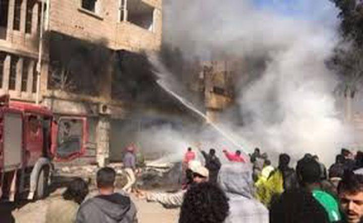 ليبيا: قتلى بتفجير مسجد في بنغازي