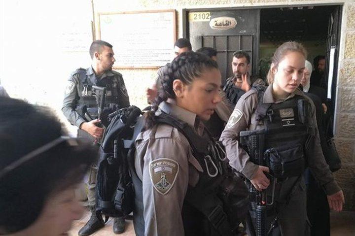 الاحتلال يمنع تنظيم حفل لتكريم معلمين متقاعدين بحضور صيدم في القدس