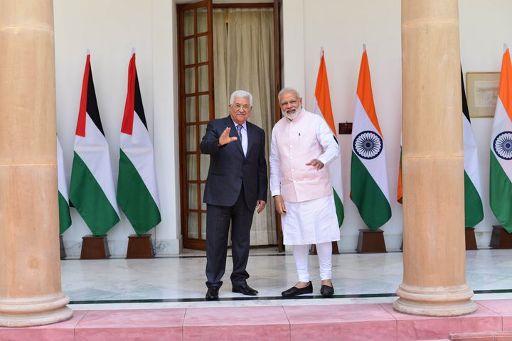 فلسطين والهند توقعان أربع اتفاقيات بقيمة 41 مليون دولار